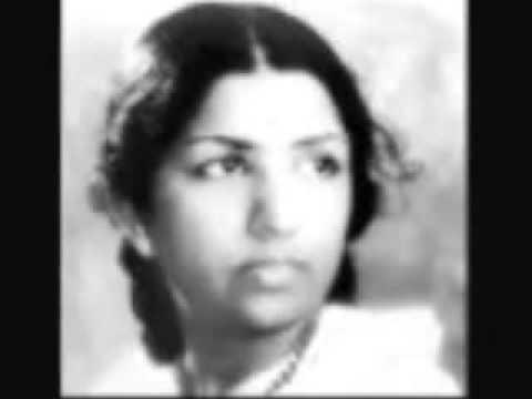 Shaam Gai Raat Aai Lyrics - Lata Mangeshkar