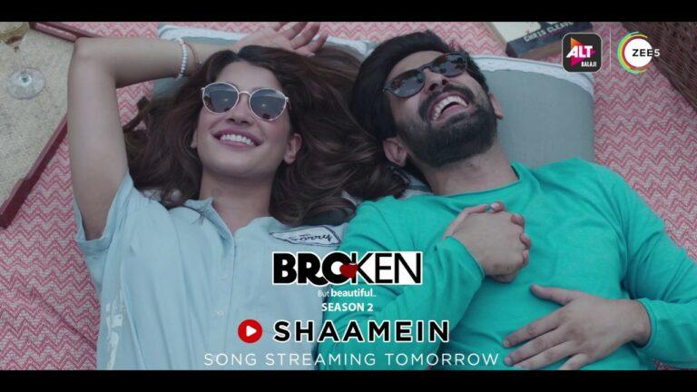 Shaamein Lyrics - Armaan Malik