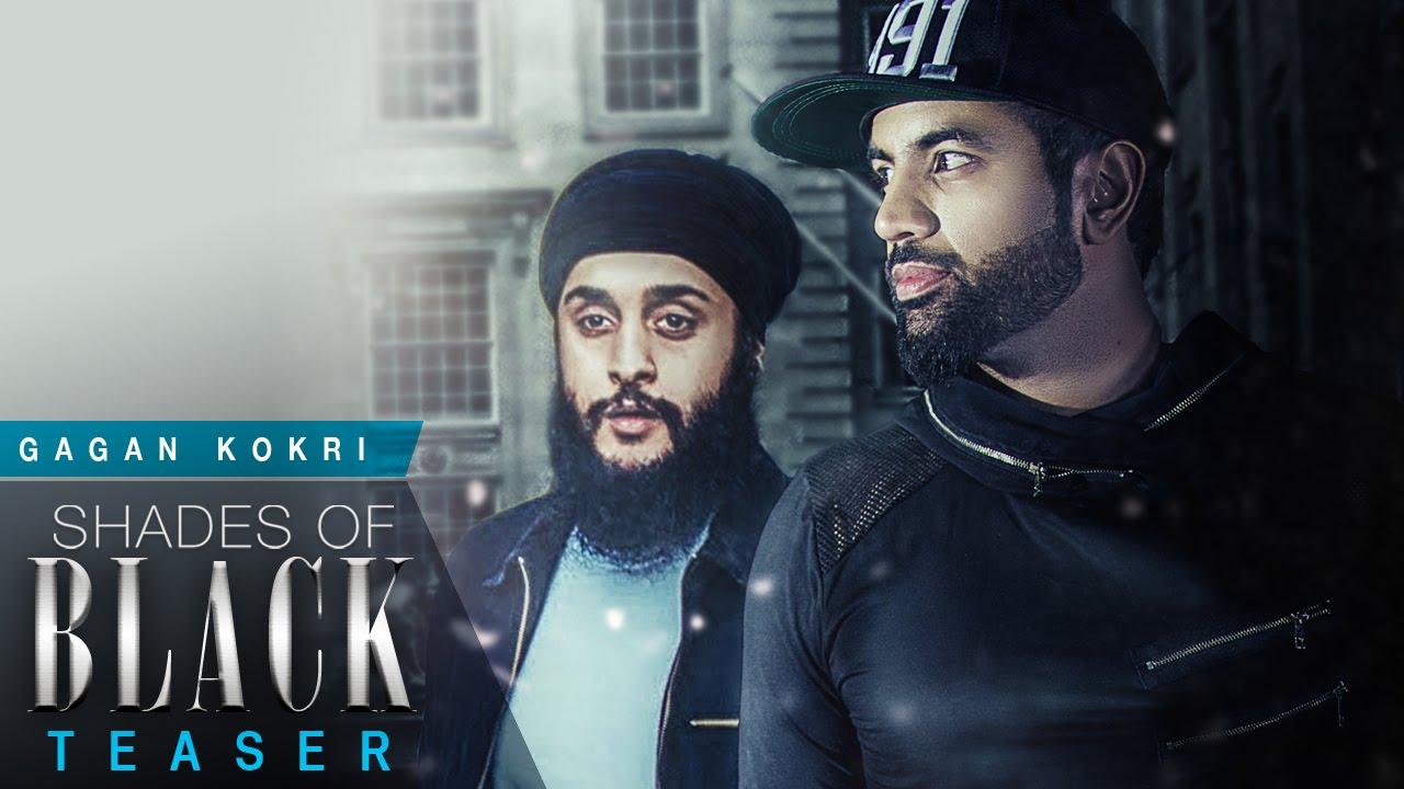 Shades Of Black (Title) Lyrics - Fateh, Gagan Kokri