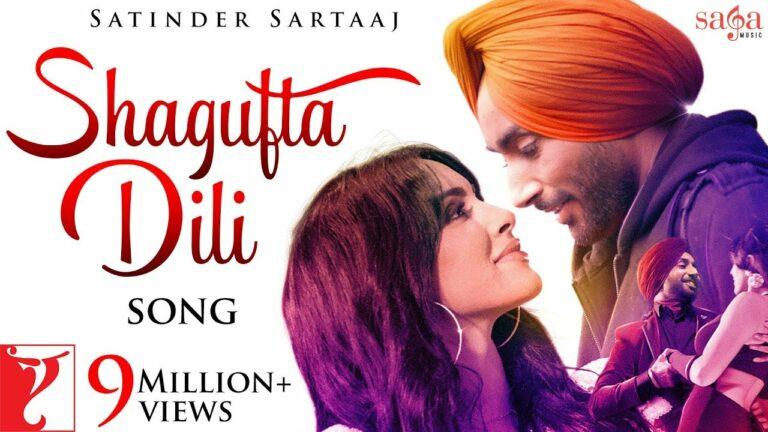 Shagufta Dili (Title) Lyrics - Satinder Sartaaj