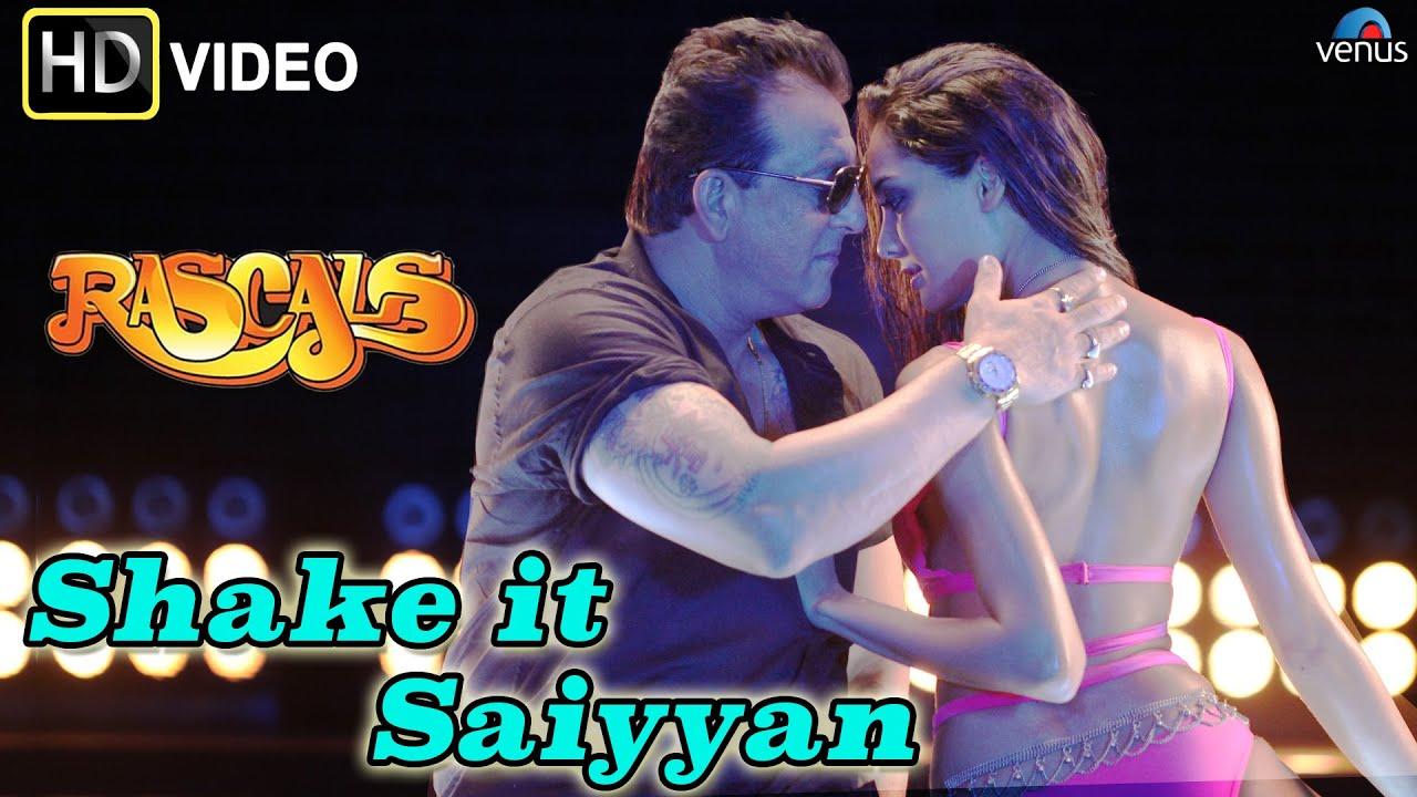 Shake It Saiyyan Lyrics - Haji Springer, Sunidhi Chauhan