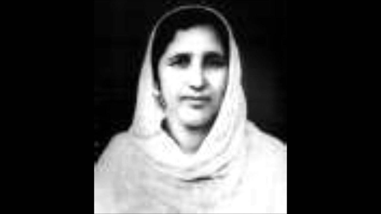 Shama Gul Kar Ke Na Jaa Lyrics - Mubarak Begum