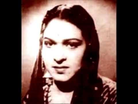 Shama Jalti Hai Magar Lyrics - Amirbai Karnataki