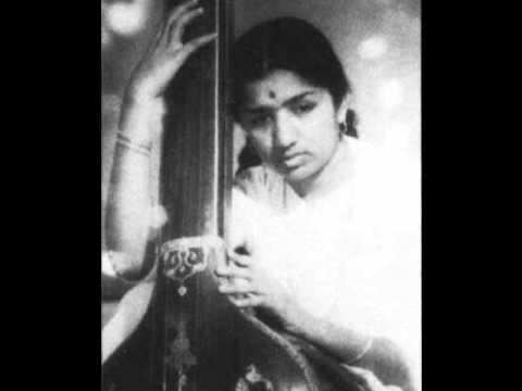 Sharam Aati Hai Magar Lyrics - Lata Mangeshkar