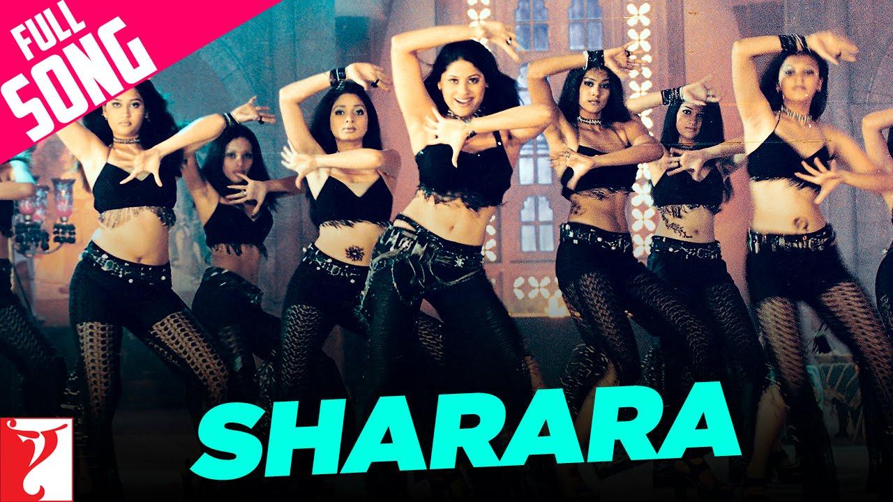 Sharara Sharara Lyrics - Asha Bhosle, Sonu Nigam