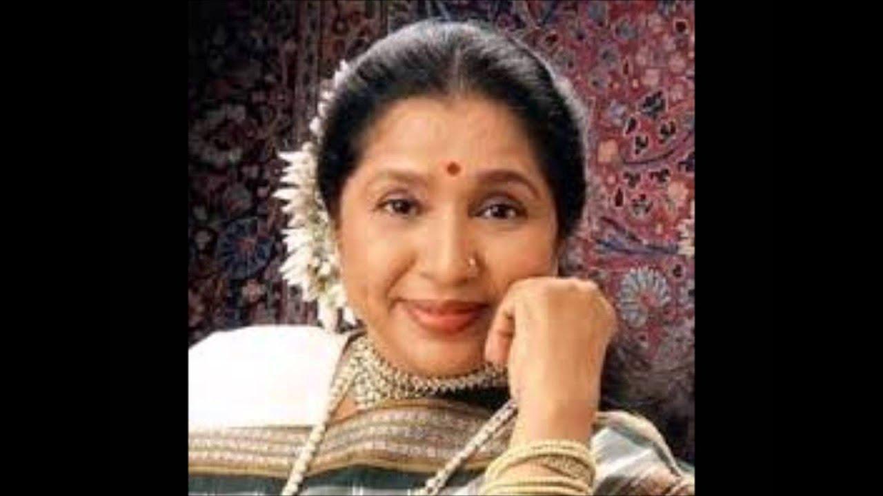 Sharmili Nigahein Kehti Hain Lyrics - Asha Bhosle