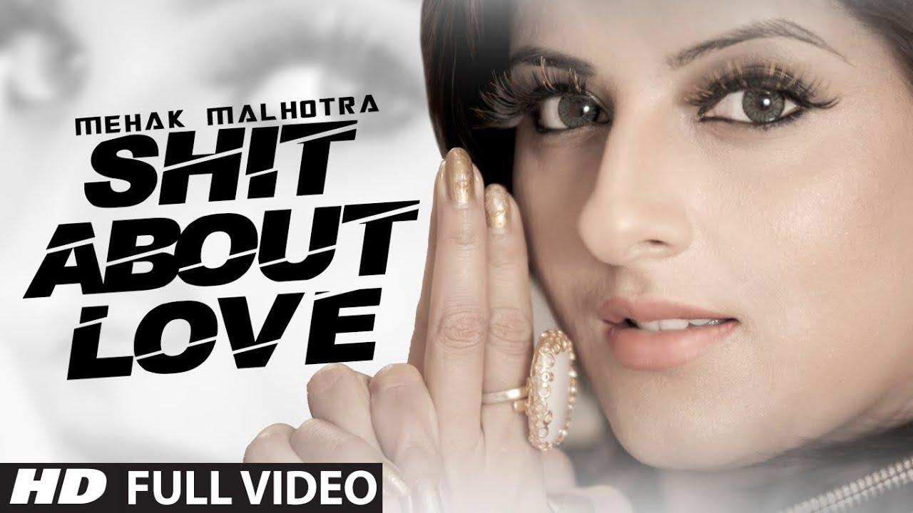 Shit About Love (Title) Lyrics - Mehak Malhotra, Millind Gaba (MG)