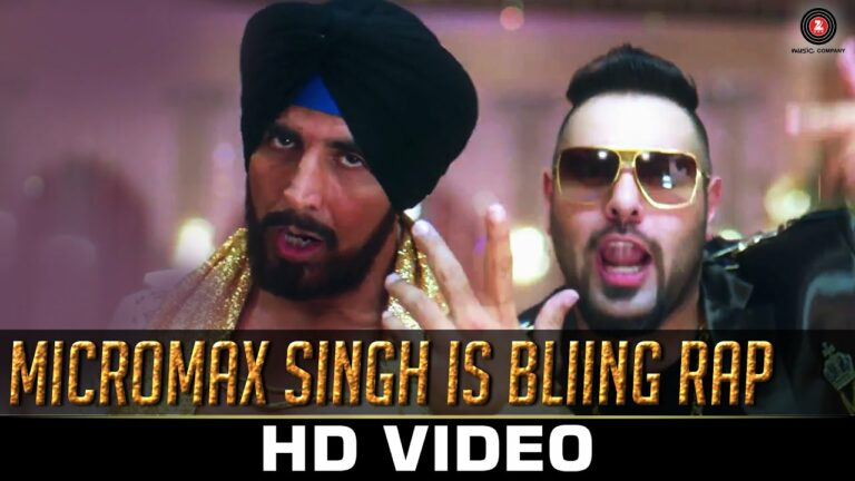 Singh Is Bliing Rap Lyrics - Badshah