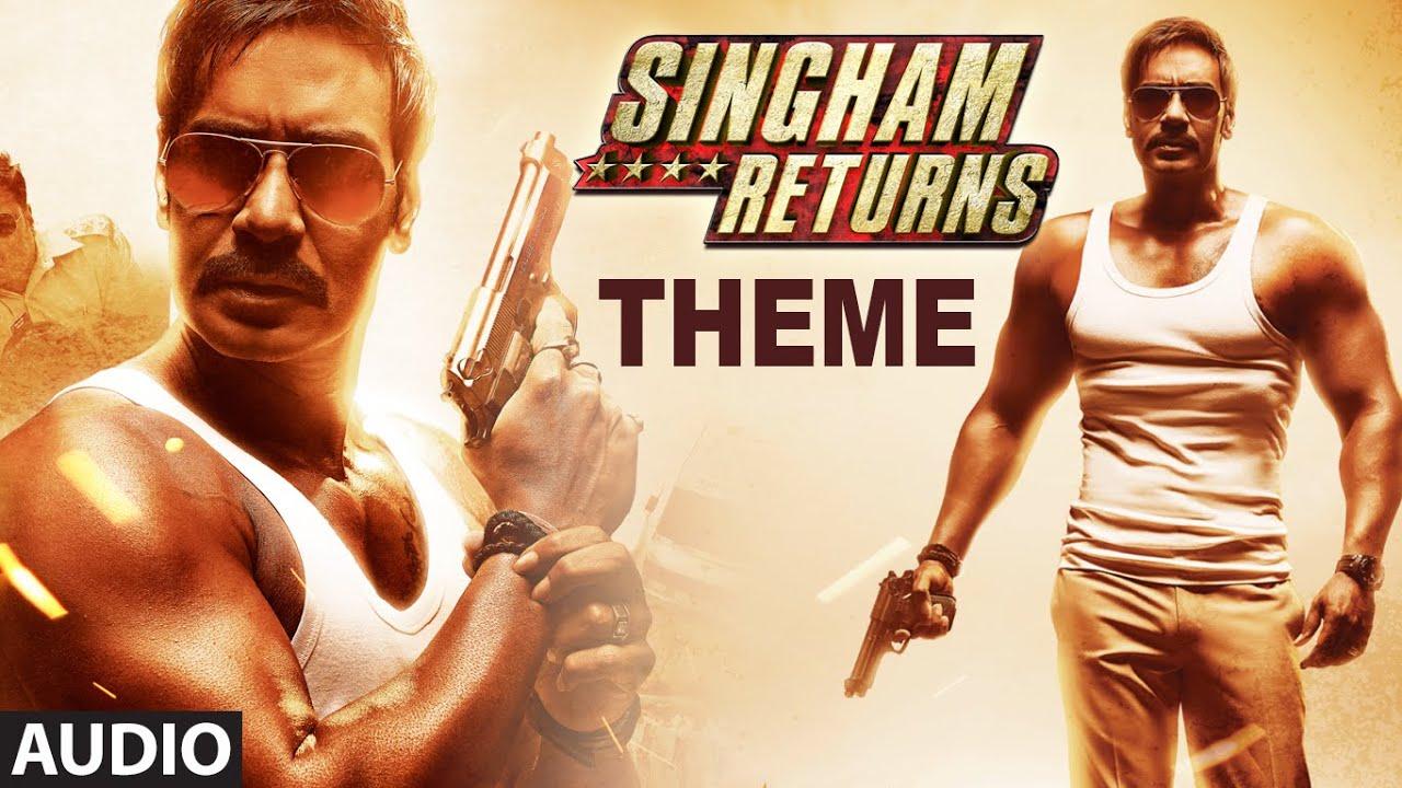 Singham Returns Theme Lyrics - Meet Bros Anjjan, Mika Singh