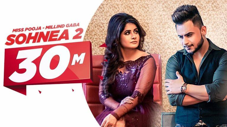 Sohnea 2 (Title) Lyrics - Millind Gaba (MG), Miss Pooja