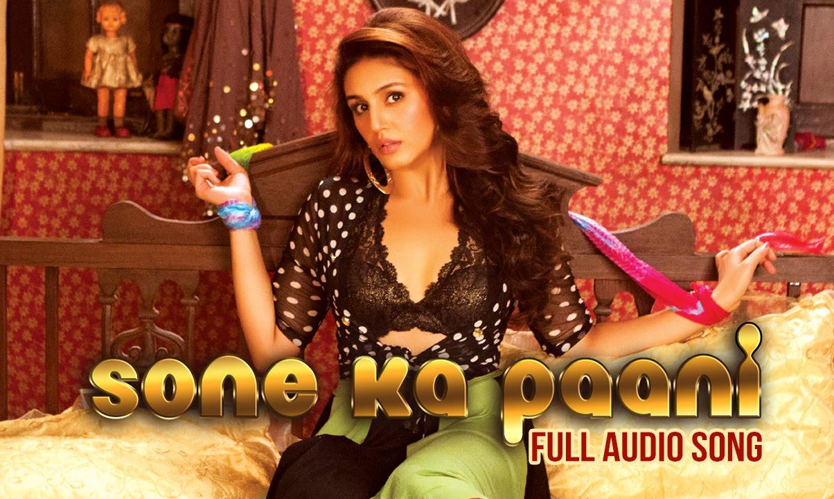 Sone Ka Paani Lyrics - Priya Saraiya