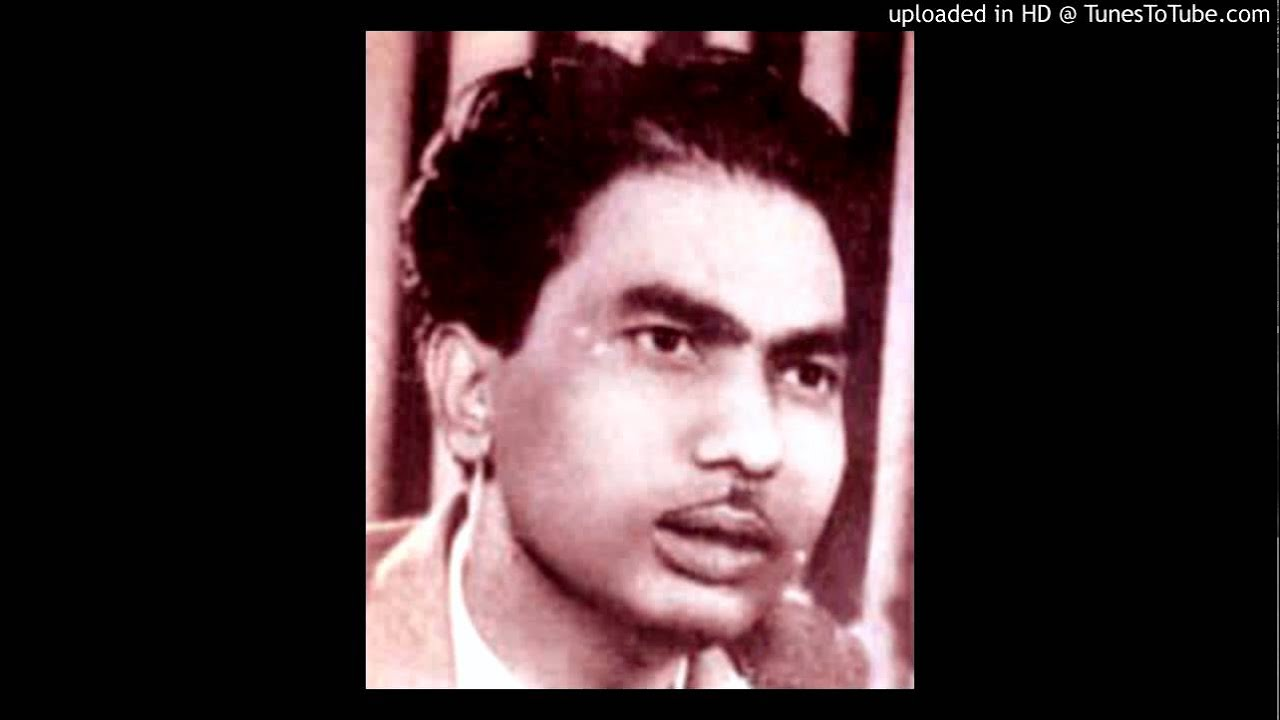 Sooni Kar Gaye Shaam Hamari Lyrics - Talat Mahmood