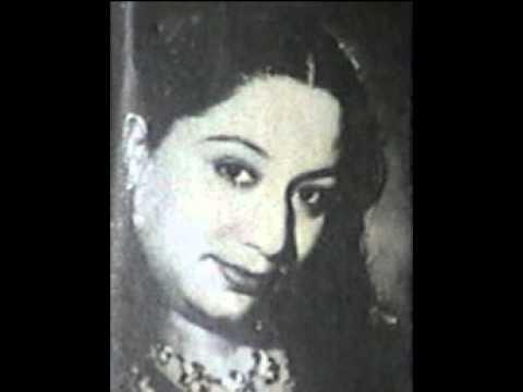 Sukh Leke Dukh De Gaya Lyrics - Zohrabai Ambalewali