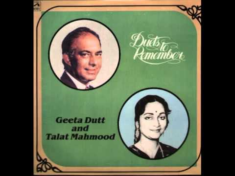 Sun Lo Ek Kahaani Lyrics - Geeta Ghosh Roy Chowdhuri (Geeta Dutt), Talat Mahmood