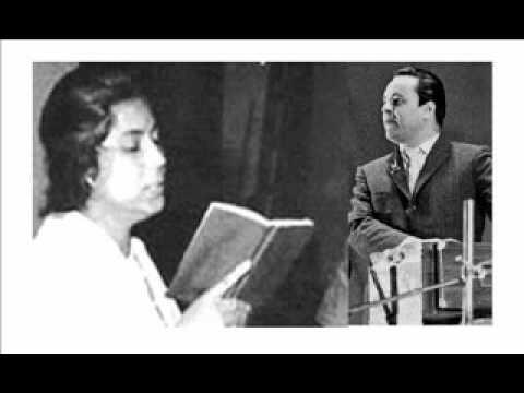 Sun More Rasiya Lyrics - Mukesh Chand Mathur (Mukesh), Suman Kalyanpur