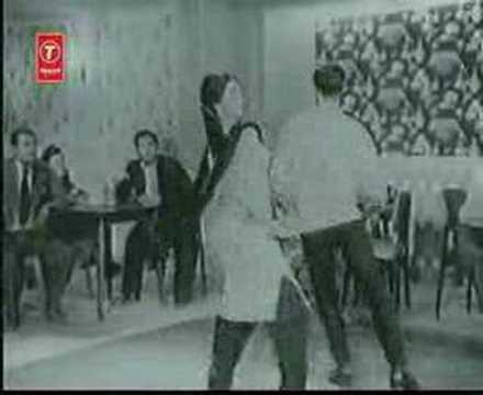 Suno Jaana Suno Jaana Lyrics - Kishore Kumar