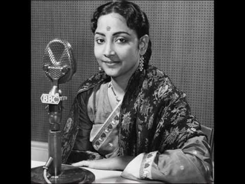 Suno Suno Hari Ki Leela Lyrics - Geeta Ghosh Roy Chowdhuri (Geeta Dutt)