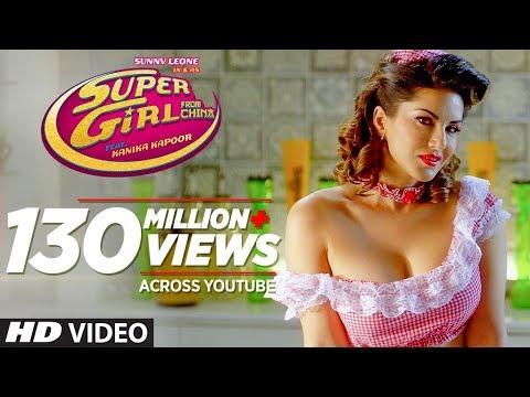 Super Girl From China (Title) Lyrics - Kanika Kapoor, Mika Singh