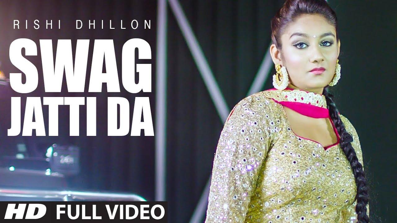 Swag Jatti Da (Title) Lyrics - Rishi Dhillon
