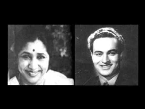 Tamannaa-E-Pareshaan Lyrics - Asha Bhosle, Mukesh Chand Mathur (Mukesh)