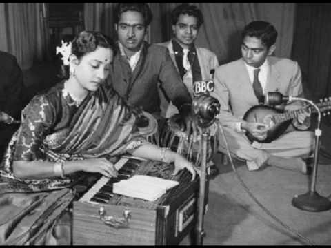 Tan Man Mera Tarse Lyrics - Geeta Ghosh Roy Chowdhuri (Geeta Dutt)