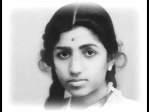 Taro Bari Raat Hai Lyrics - Lata Mangeshkar