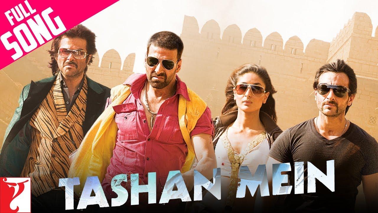 Tashan Main Lyrics - Master Saleem, Vishal Dadlani