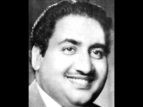 Tasveer Banata Hoon Teri Lyrics - Mohammed Rafi