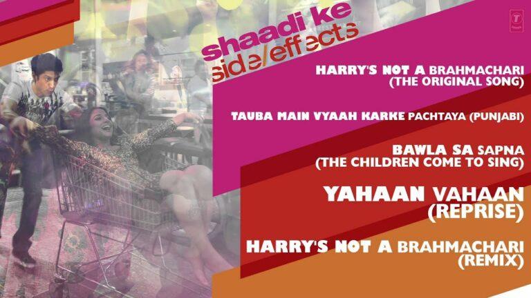 Tauba Main Vyah Karke Pachtaya Lyrics - Alam Gir Khan, Poorvi Koutish, Shahid Mallya