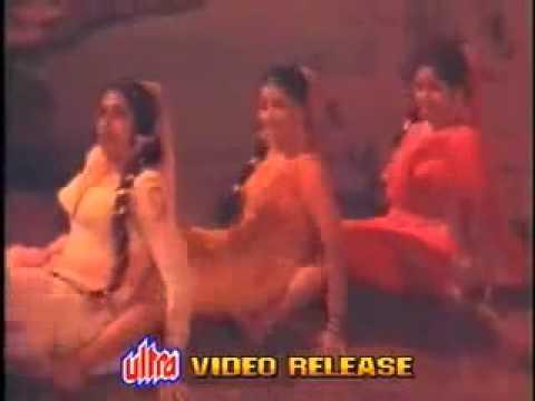Teen Kanwaariya Hathon Main Lyrics - Asha Bhosle, Shamshad Begum, Usha Mangeshkar