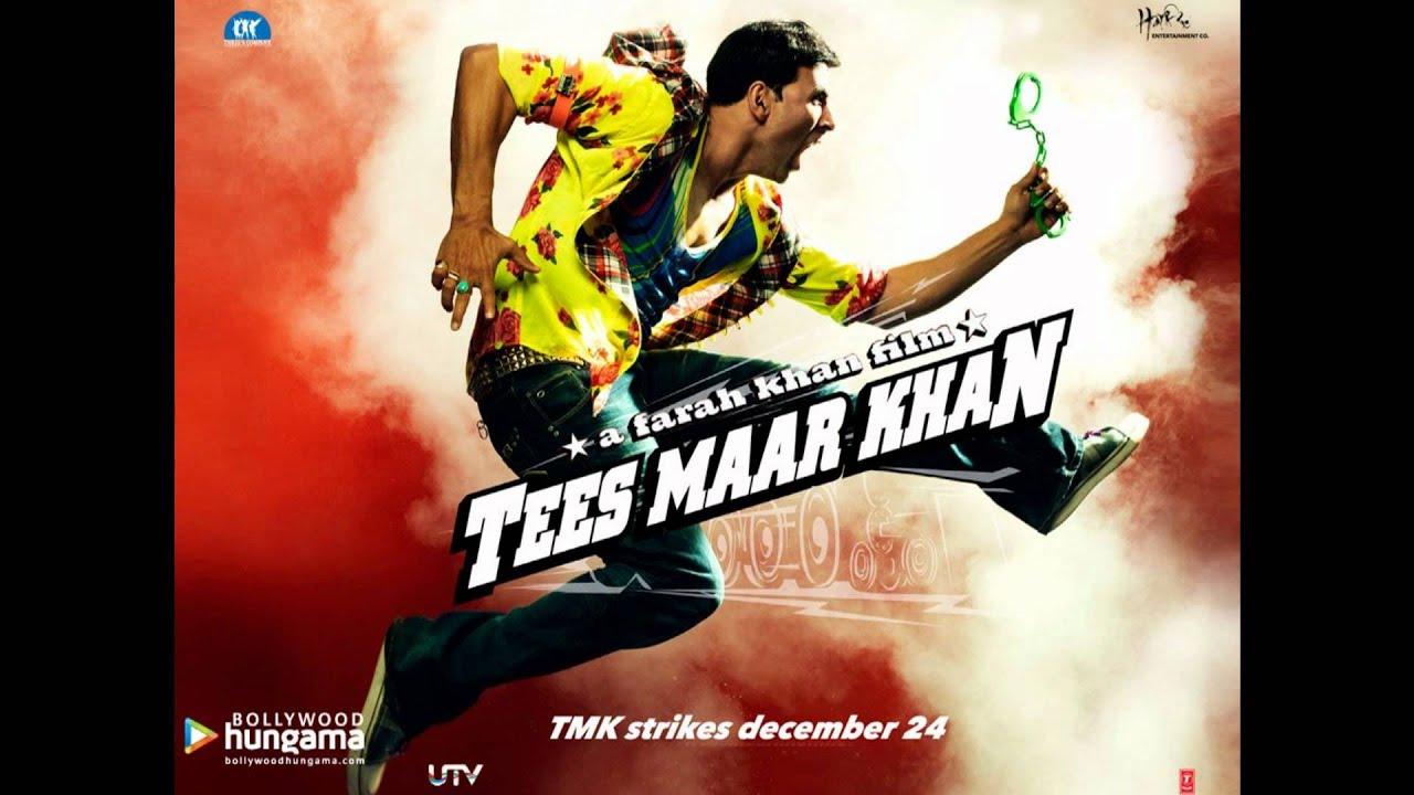 Tees Maar Khan (Title) Lyrics - Sonu Nigam