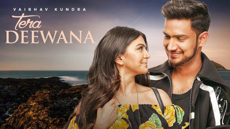 Tera Deewana (Title) Lyrics - Vaibhav Kundra