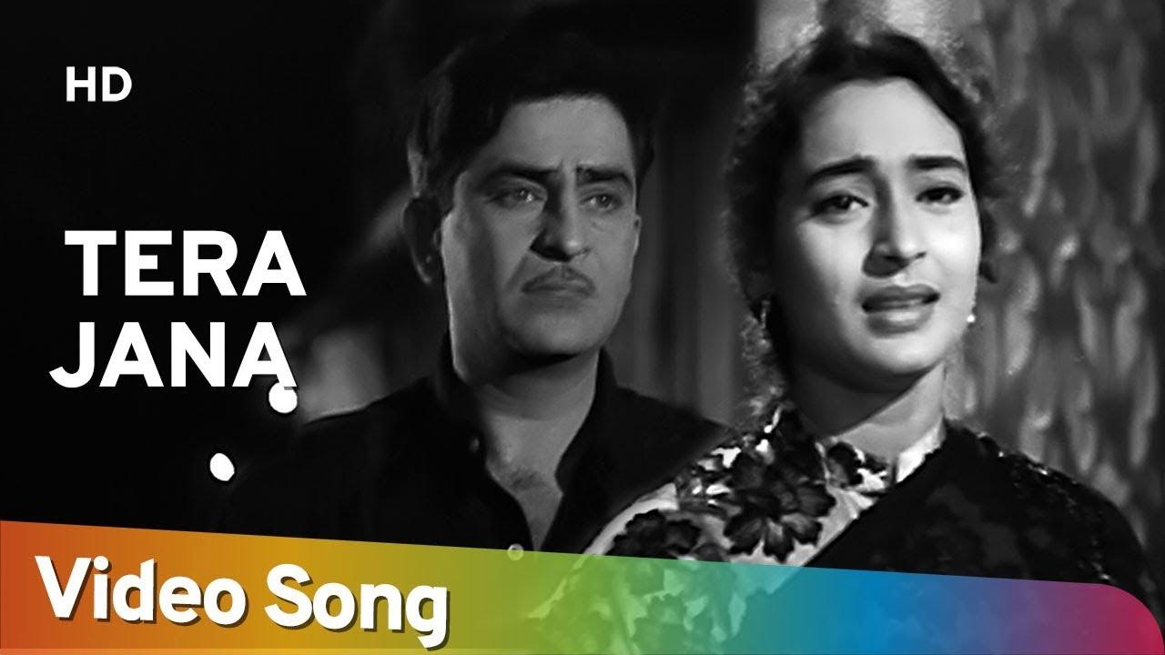 Tera Jana Dil Ke Armaano Lyrics - Lata Mangeshkar