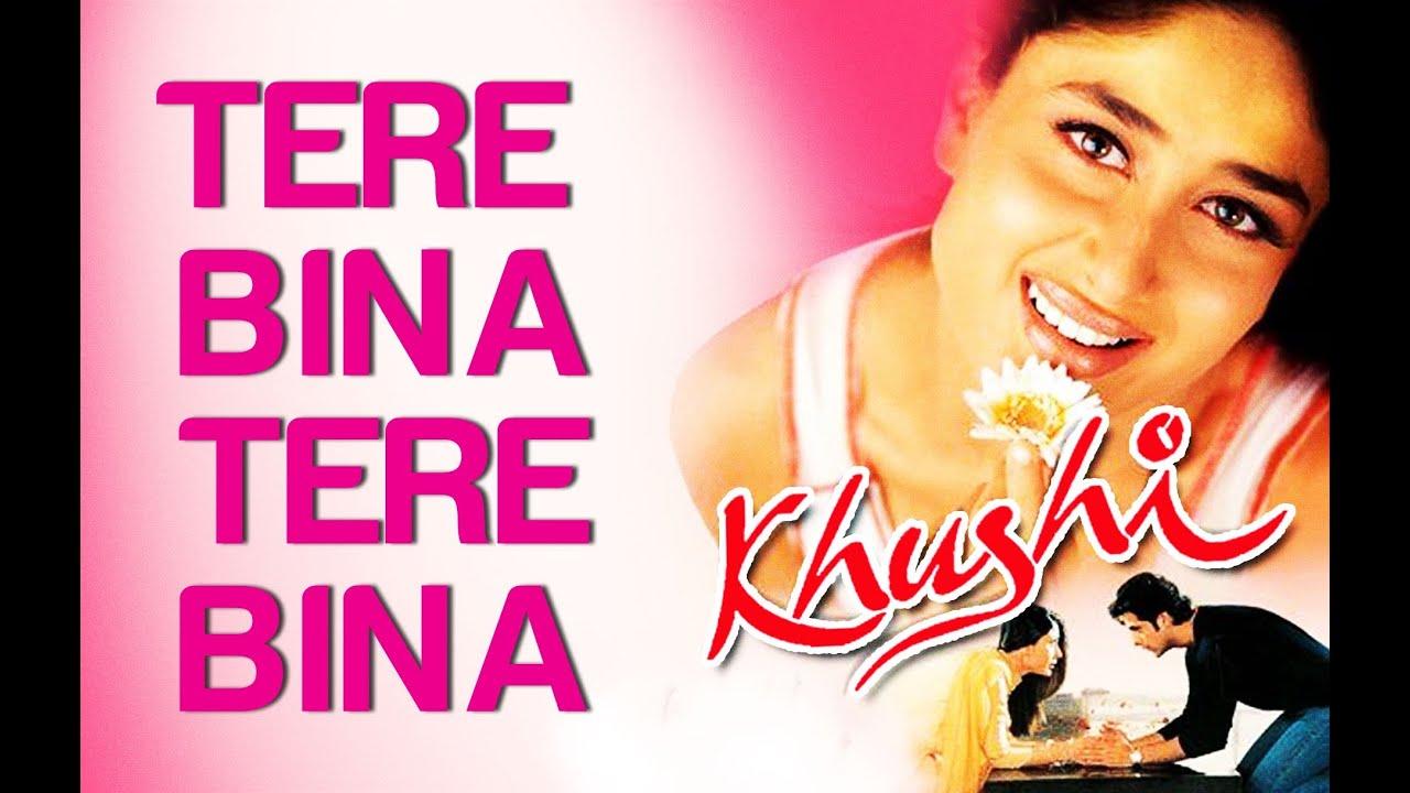 Tere Bina Lyrics - Alka Yagnik, Shaan