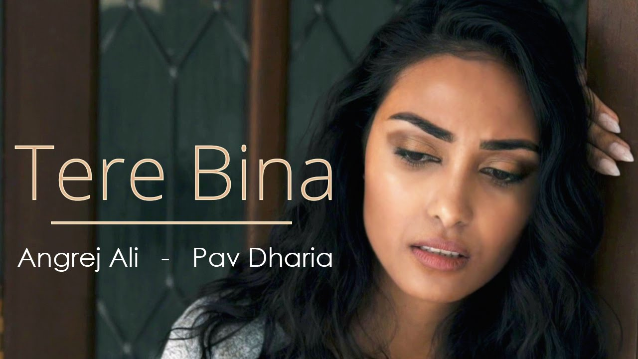 Tere Bina Lyrics - Angrej Ali