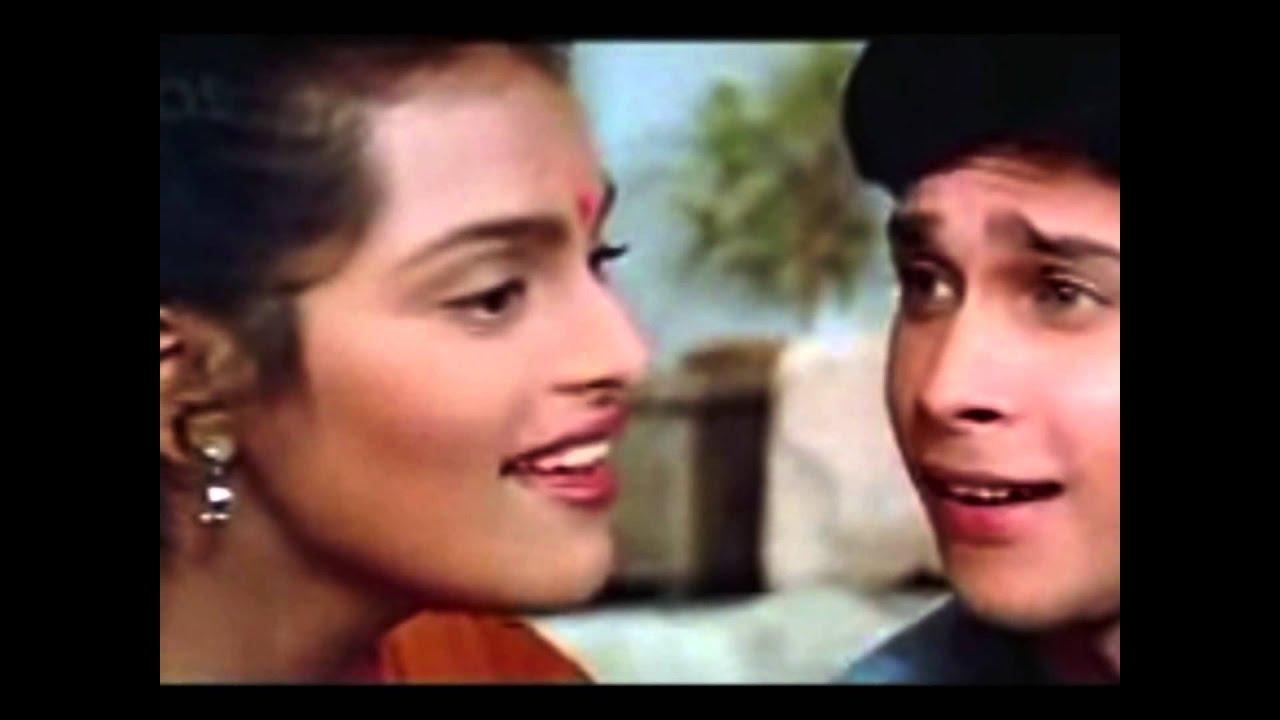 Tere Naina Mere Naino Se Lyrics - Anuradha Paudwal, Suresh Wadkar