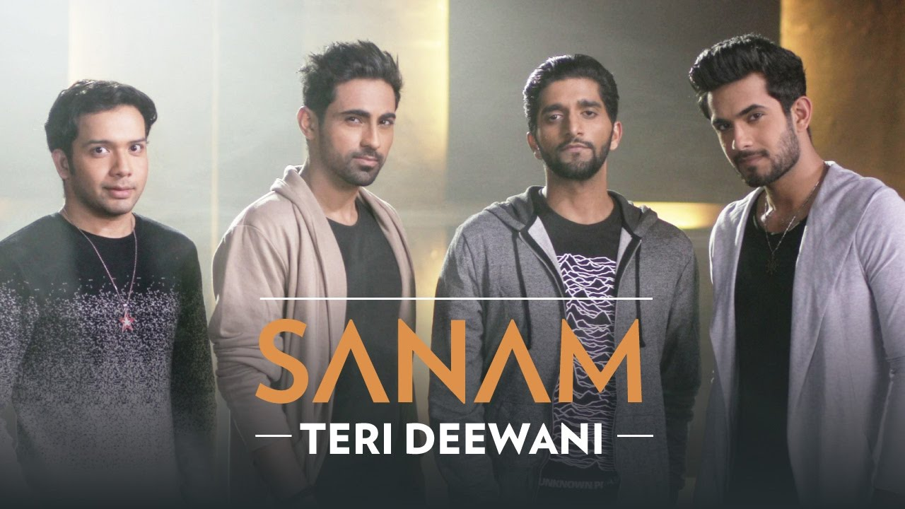 Teri Deewani Lyrics - Sandeep Thakur, Sanam Puri
