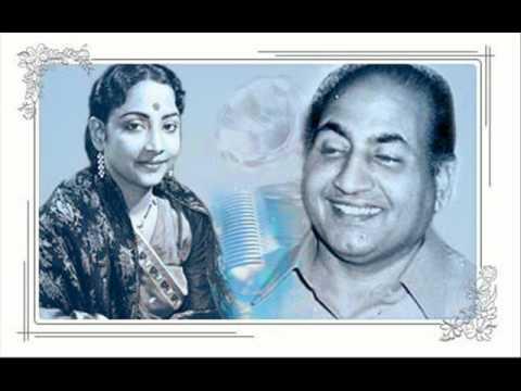 Teri Duniya Mein Aakar Ke Bhi Lyrics - Geeta Ghosh Roy Chowdhuri (Geeta Dutt), Mohammed Rafi