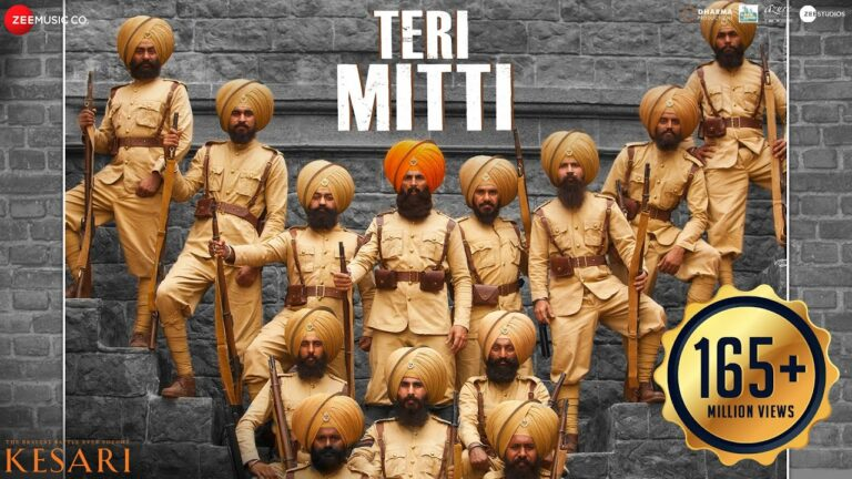 Teri Mitti Lyrics - B Praak