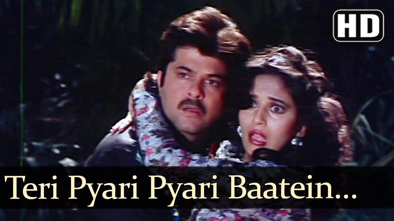 Teri Pyaari Pyaari Baatein Lyrics - S. Janaki (Sishta Sreeramamurthy Janaki), S. P. Balasubrahmanyam