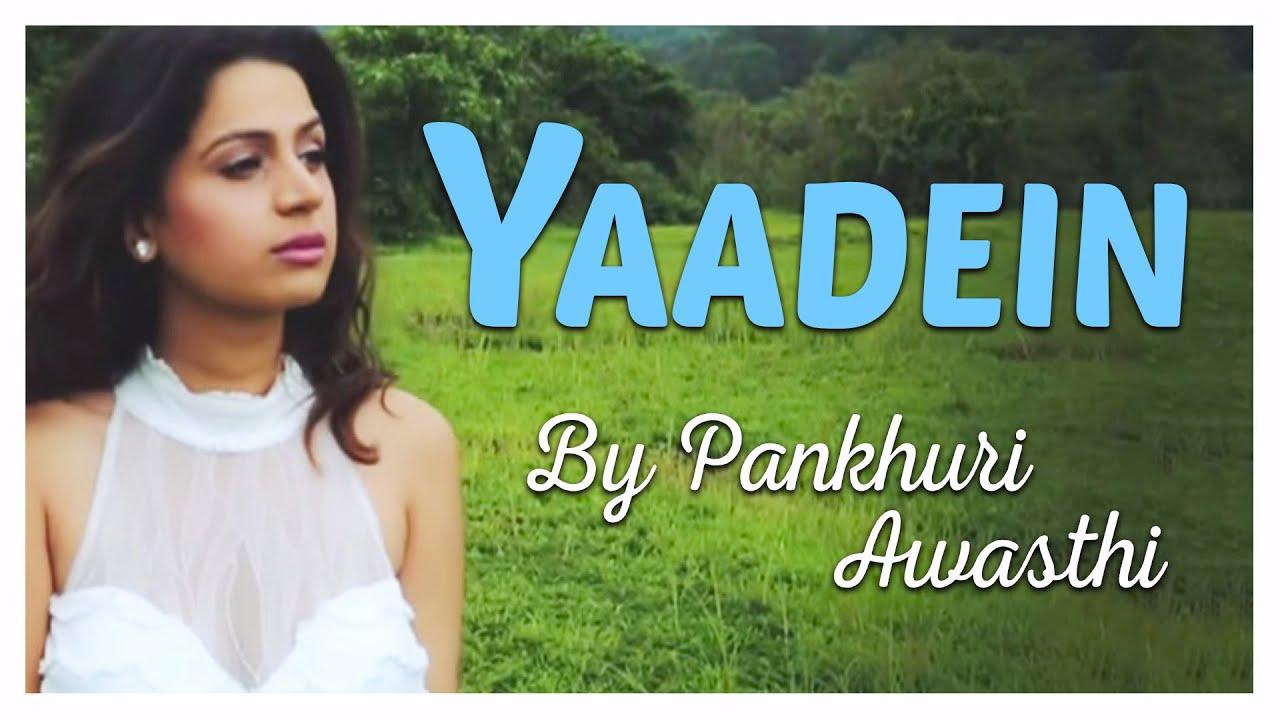 Teri Yaad Lyrics - Pankhuri Awasthi