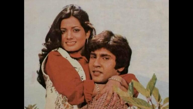 Teri Yaad Aa Rahi Hai Lyrics - Amit Kumar, Lata Mangeshkar