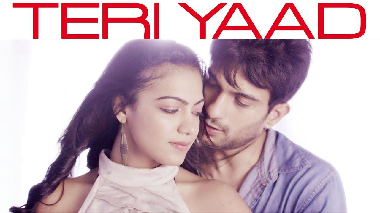 Teri Yaad (Title) Lyrics - Mann Taneja