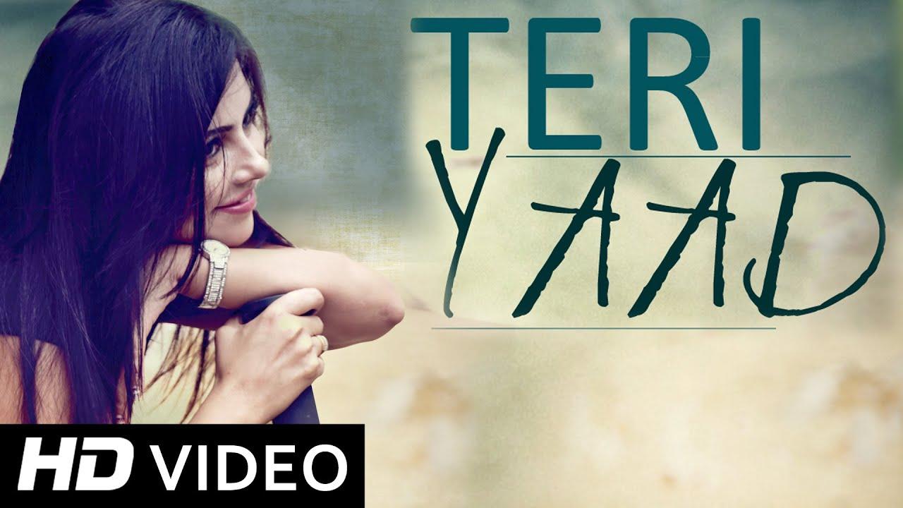 Teri Yaad (Title) Lyrics - Vijay Prakash