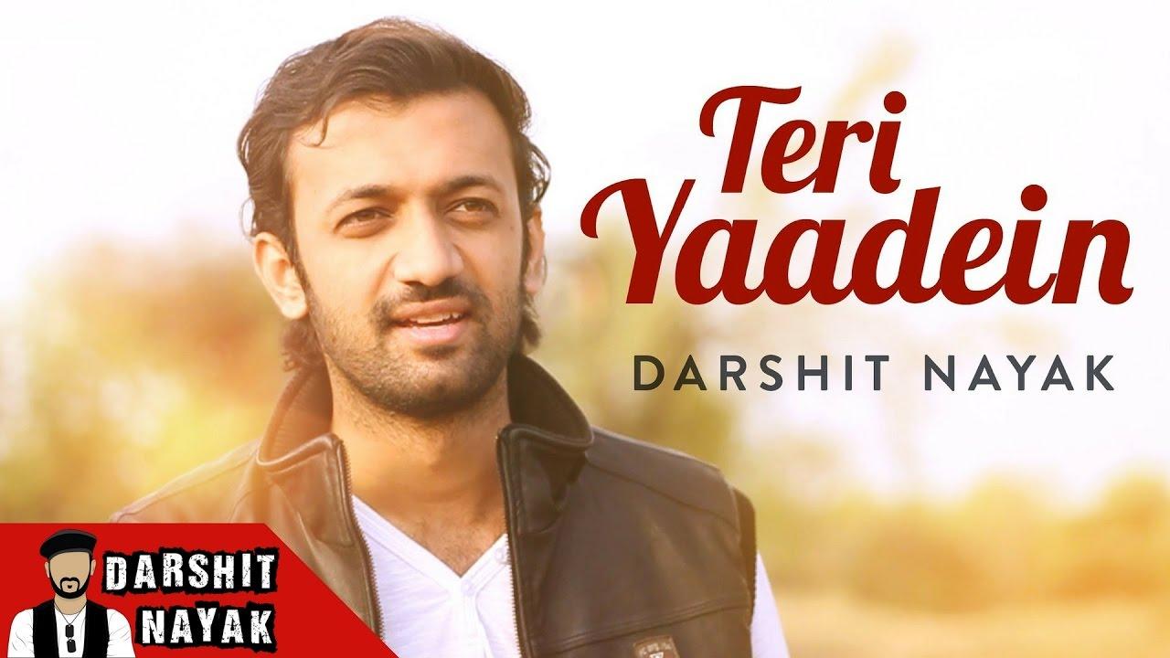 Teri Yaadein (Title) Lyrics - Darshit Nayak