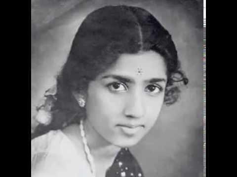 Thahar O Jaane Waale Lyrics - Lata Mangeshkar
