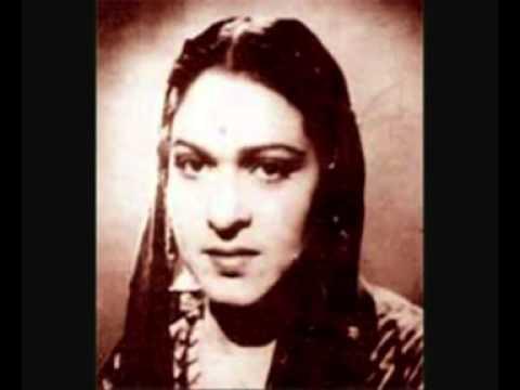 Thandi Ret Mein Khajur Lyrics - Zohrabai Ambalewali