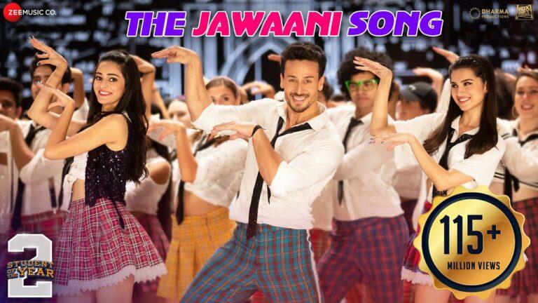 The Jawaani Lyrics - Kishore Kumar, Marianne D'Cruz, Payal Dev, Vishal Dadlani
