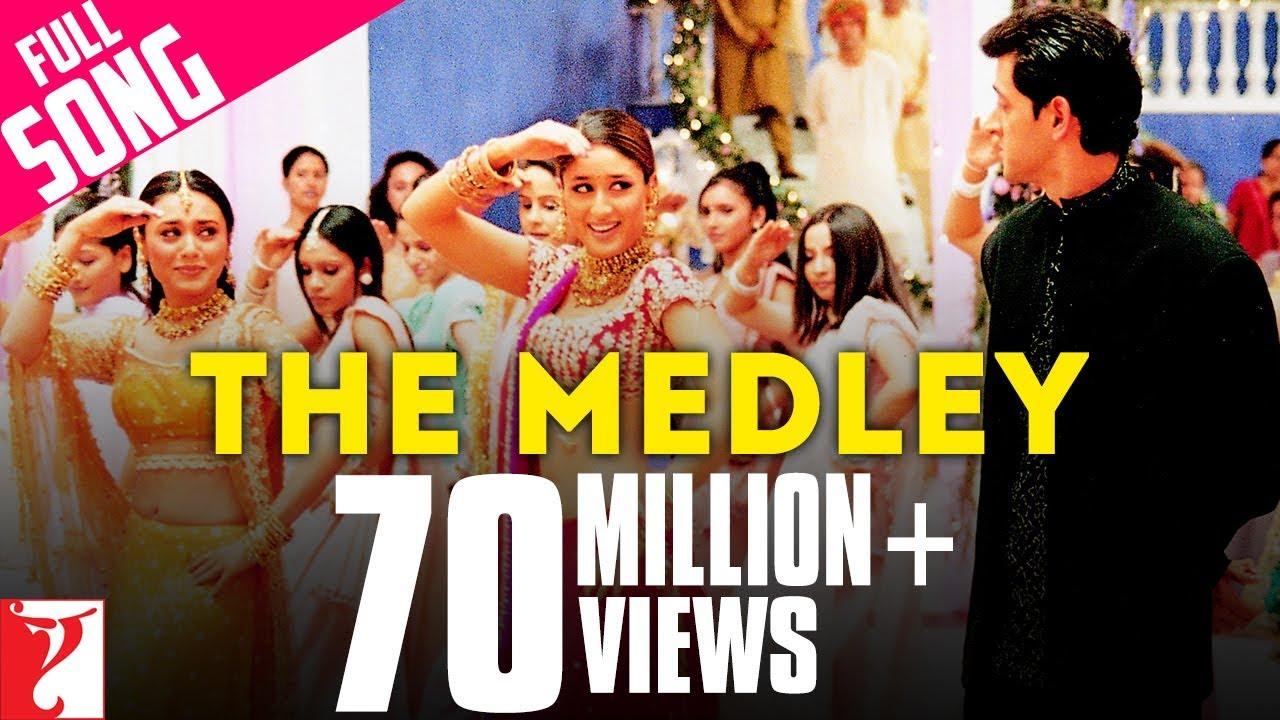 The Medley Lyrics - Lata Mangeshkar, Pamela Chopra, Sonu Nigam, Udit Narayan