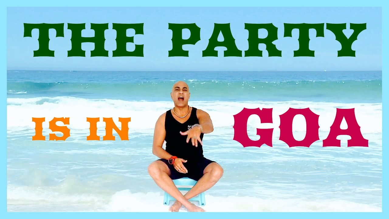 The Party Is In Goa (Title) Lyrics - Baba Sehgal